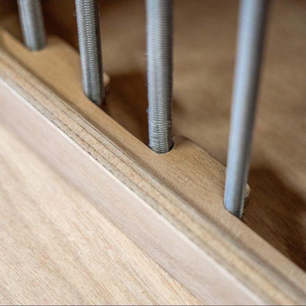 elastieken plafondkast