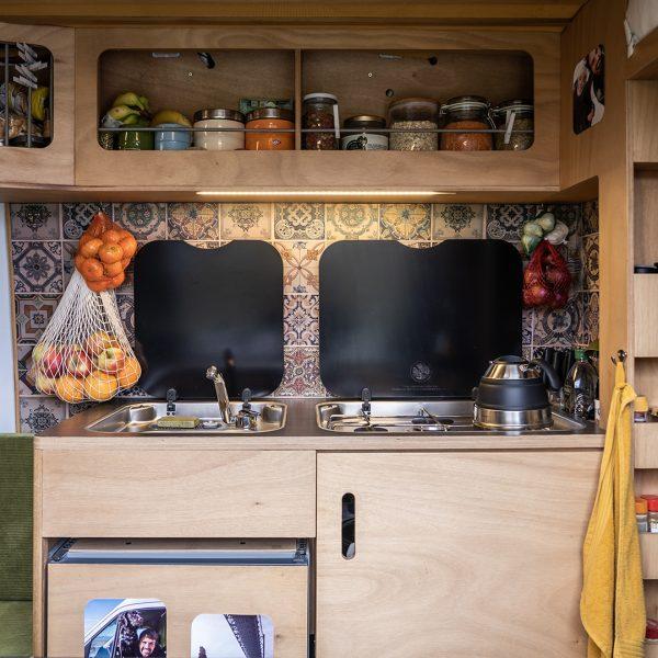 keukenblok voorzijde totaal