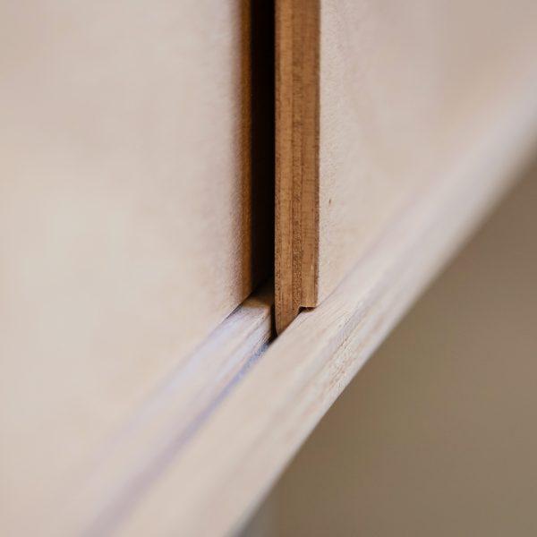 devantast plafonskasten closeup schuifpaneel