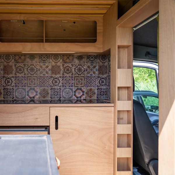 Keukenblok & cabinekast